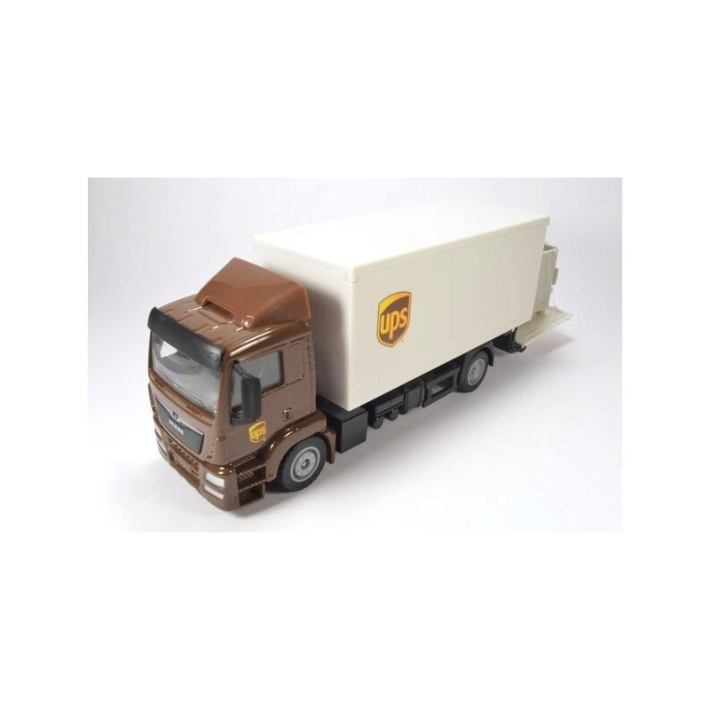 MAN TGS UPS truck