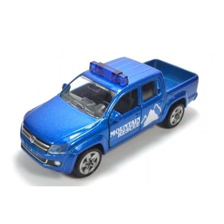 Volkswagen Amarok Mountain Rescue, barre de lumière bleue haute