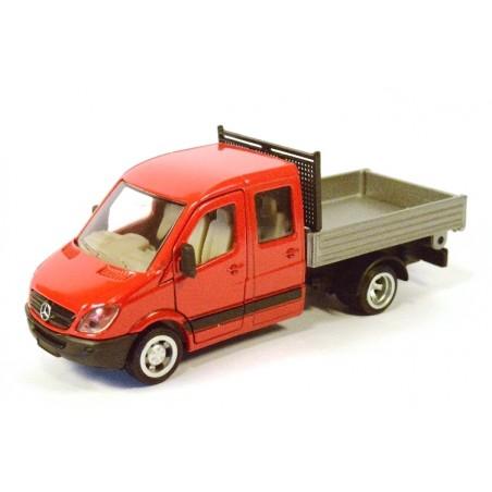 Mercedes-Benz Sprinter Transporter with flat bed