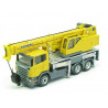 Scania telescopic crane
