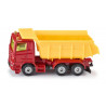 Truck with dump body