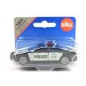 Siku 1404 Dodge Charger US Police avec barre de lumière bleue haute