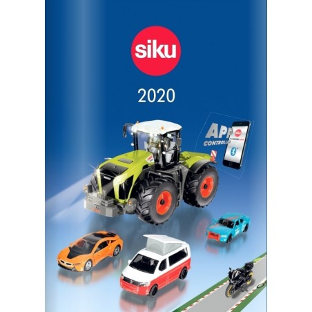 A4 Siku dealer catalogus 2020