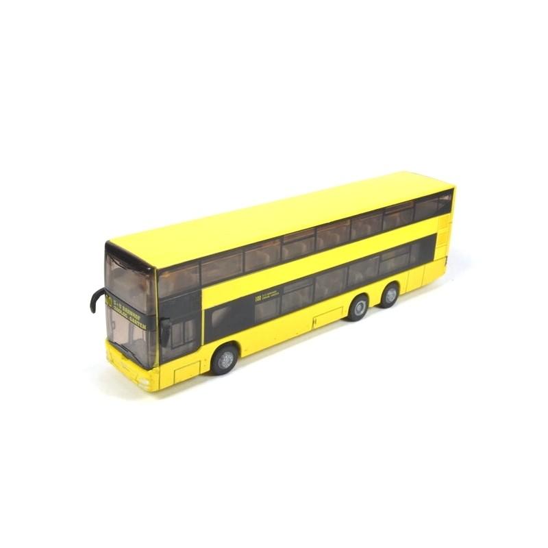 MAN dubbeldeks reisbus