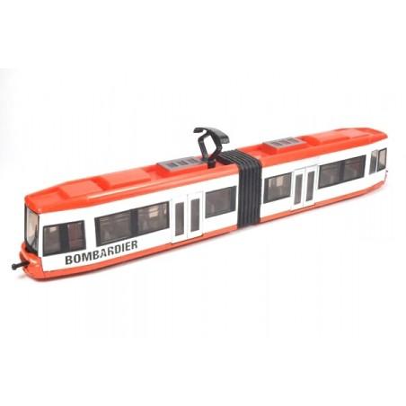 Bombardier tram