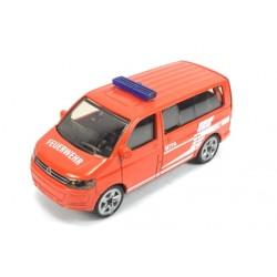 Volkswagen T5 Fire command car Austria