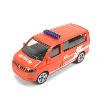 Volkswagen T5 Fire command car MTFA Austria