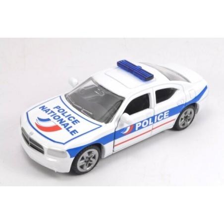 Dodge Charger Polizeiauto Frankreich