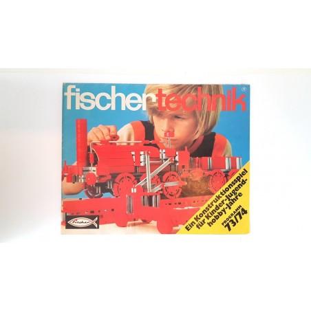 FischerTechnik 1973/1974