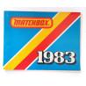 Matchbox 1983