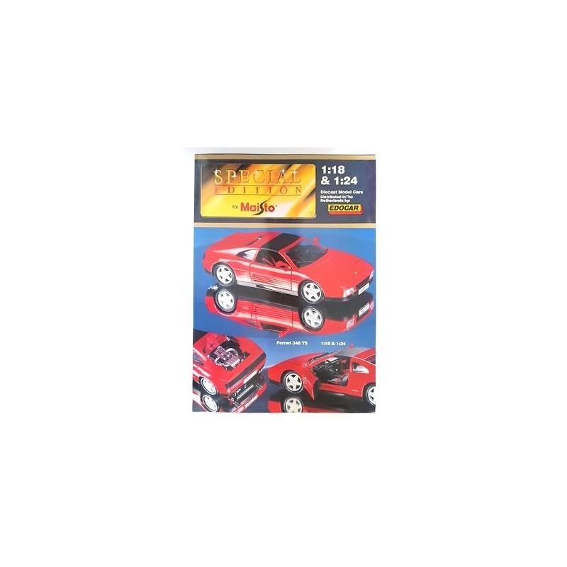 Maisto flyer Edocar edition