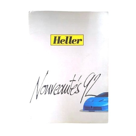 Heller Baukits Katalog 1992