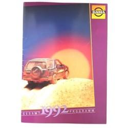 Gama 1992