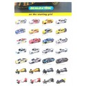 Scalextric 1998 poster