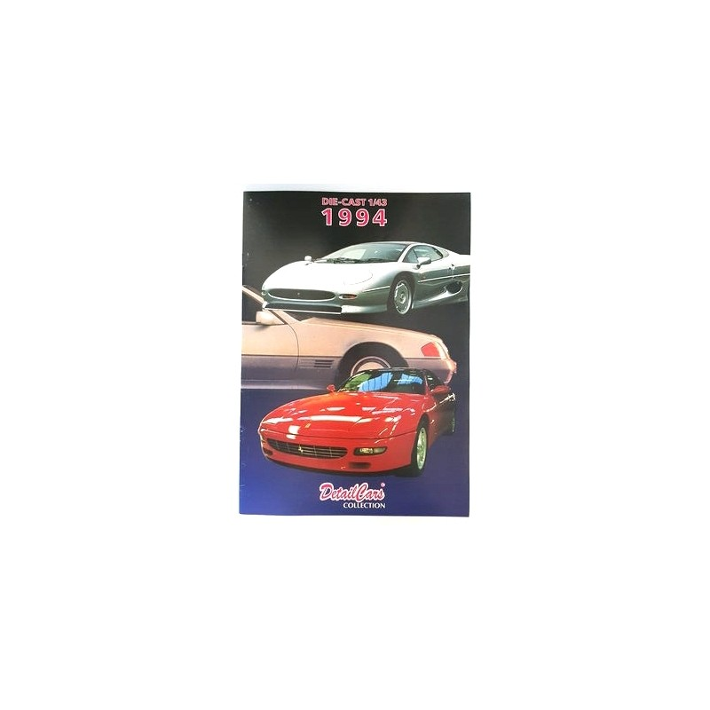 Detailcars Collection 1994