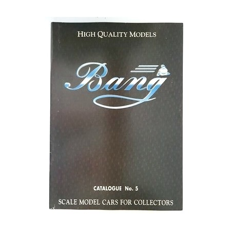 Bang Catalogue No.5