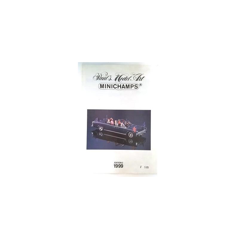 Minichamps catalogus 1999