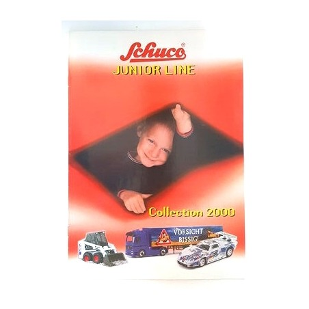 Schuco Junior Line Collection 2000