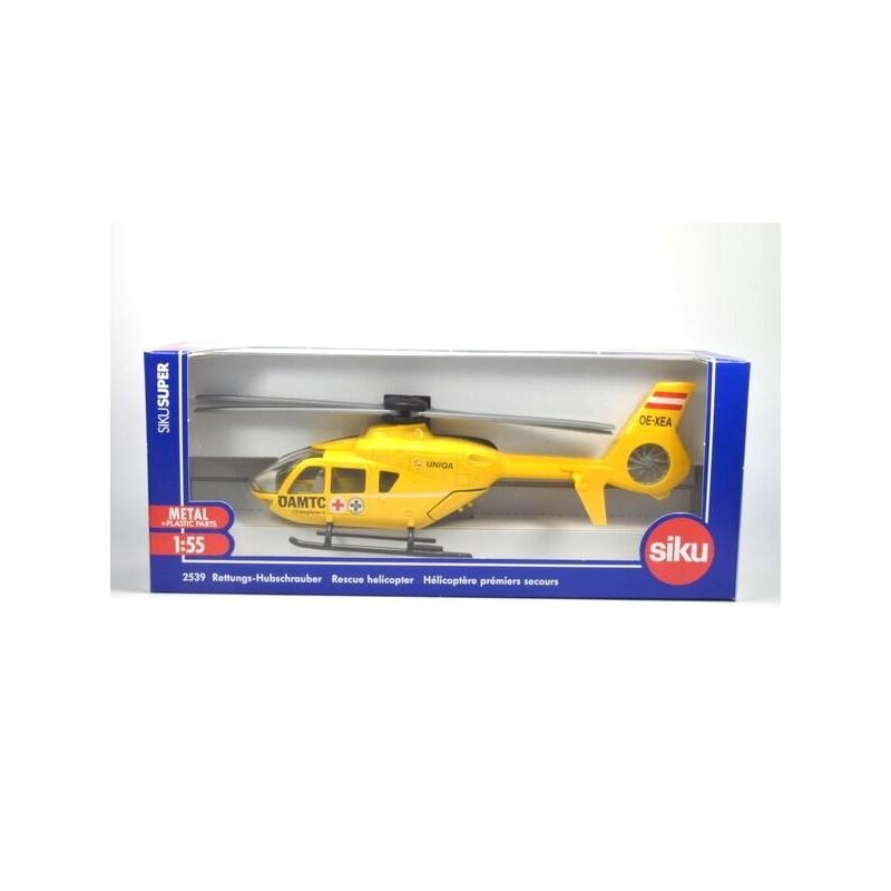 Eurocopter EC 135 ÖAMTC Traumahelictoper