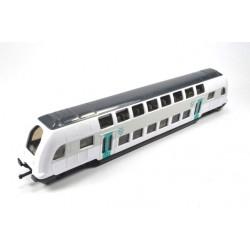 Train à deux étages RATP