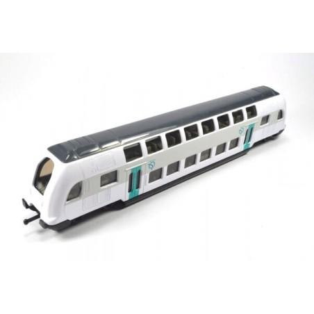 Doppelstock-Zug RATP