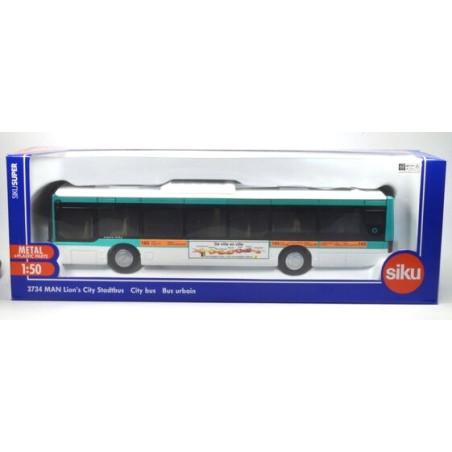 MAN Lion's City bus RATP