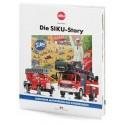 """Siku 9250 Book """"Die SIKU Story"""" German language"""