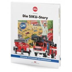 """Boek """"Die SIKU Story"""" Duitse versie"""