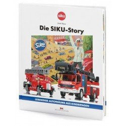 "Book ""Die SIKU Story"" German language"