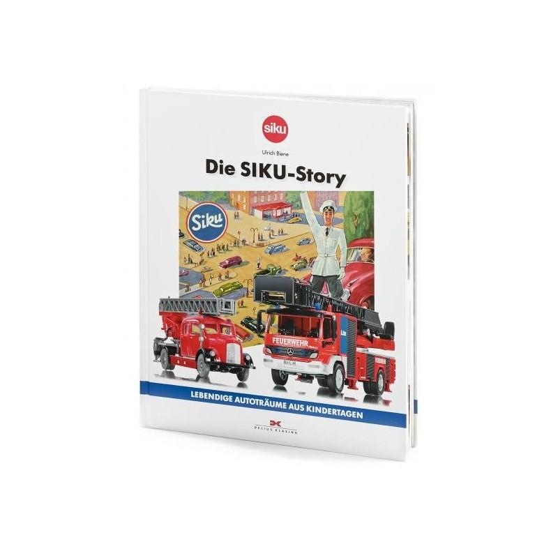 """Book """"Die SIKU Story"""" German language"""