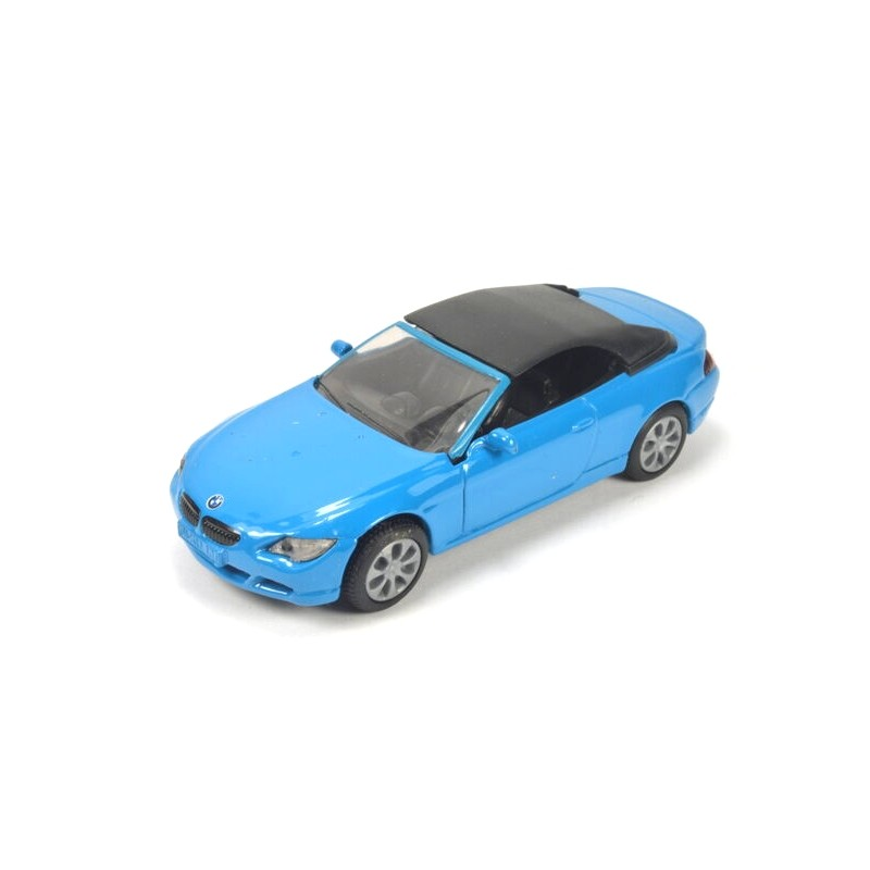 BMW 645i cabriolet, with roof
