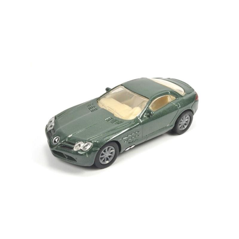 Mercedes Mc Laren SLR, donker groen