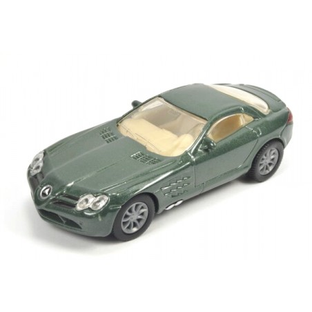 Mercedes Mc Laren SLR, metallic groen