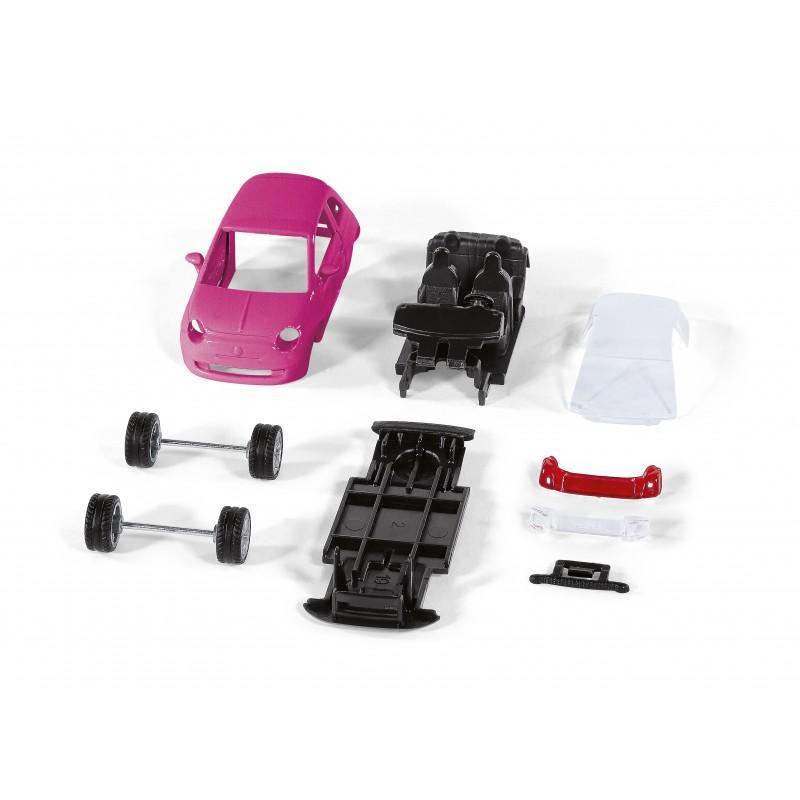 "Fiat 500 construction kit ""Princess"""