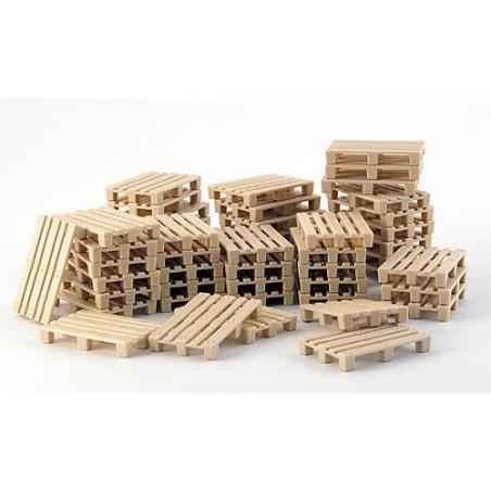 Pallets, 50 pieces
