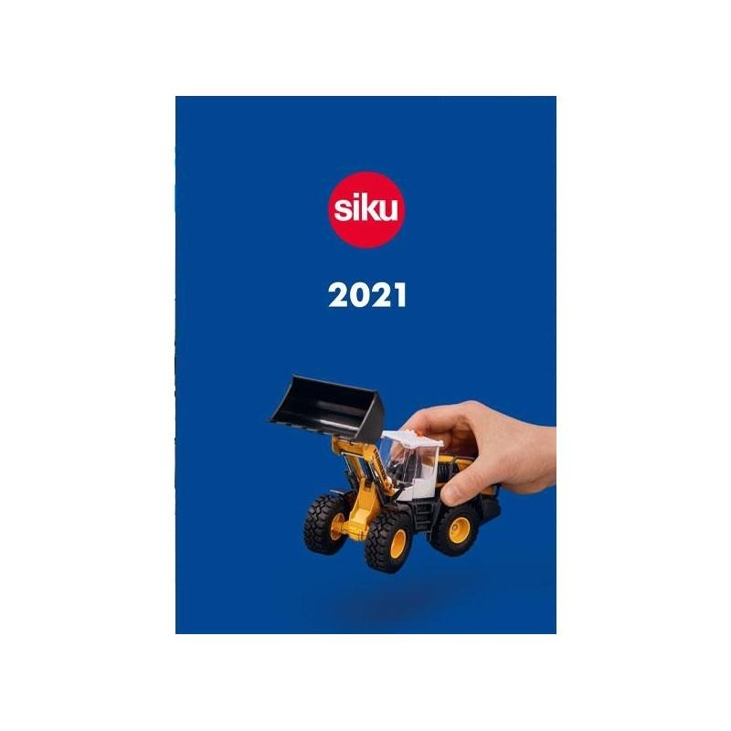 A4 Siku dealer catalogus 2021