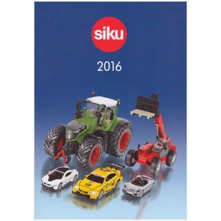 A4 Siku dealer catalogus 2016