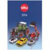 Siku Händler Katalog 2016