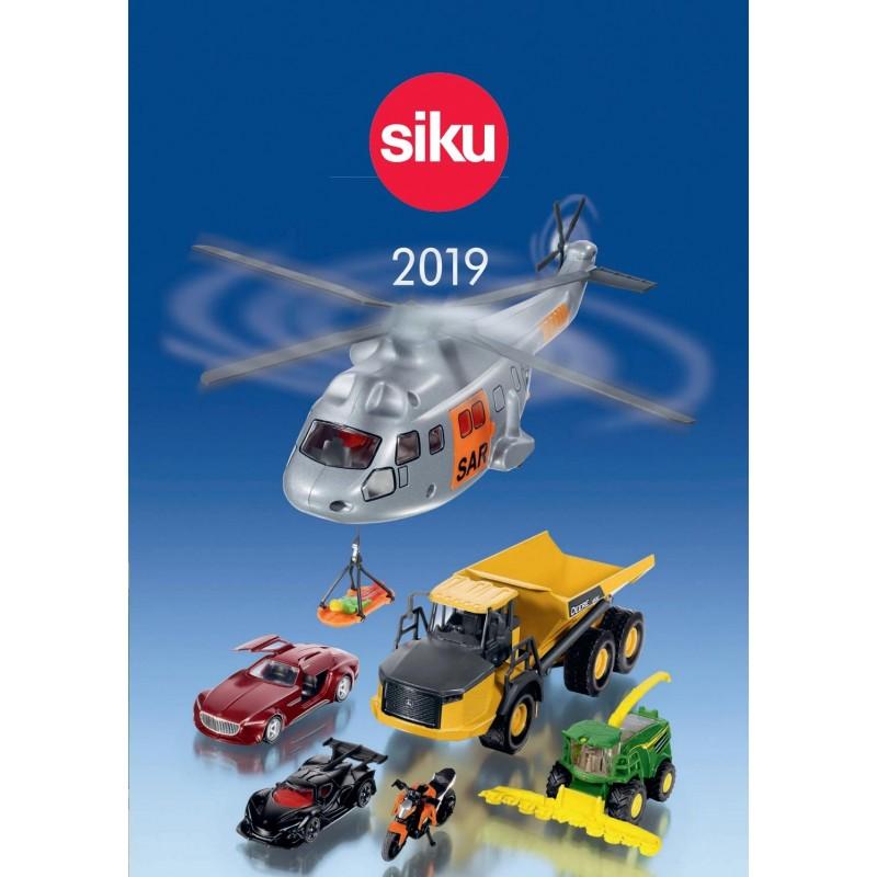 A4 Siku dealer catalogus 2019