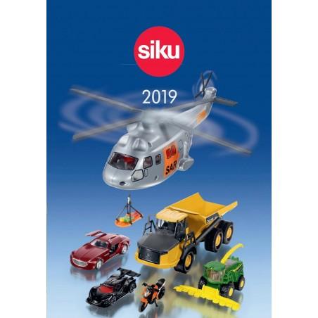 A4 Siku dealer catalog 2019