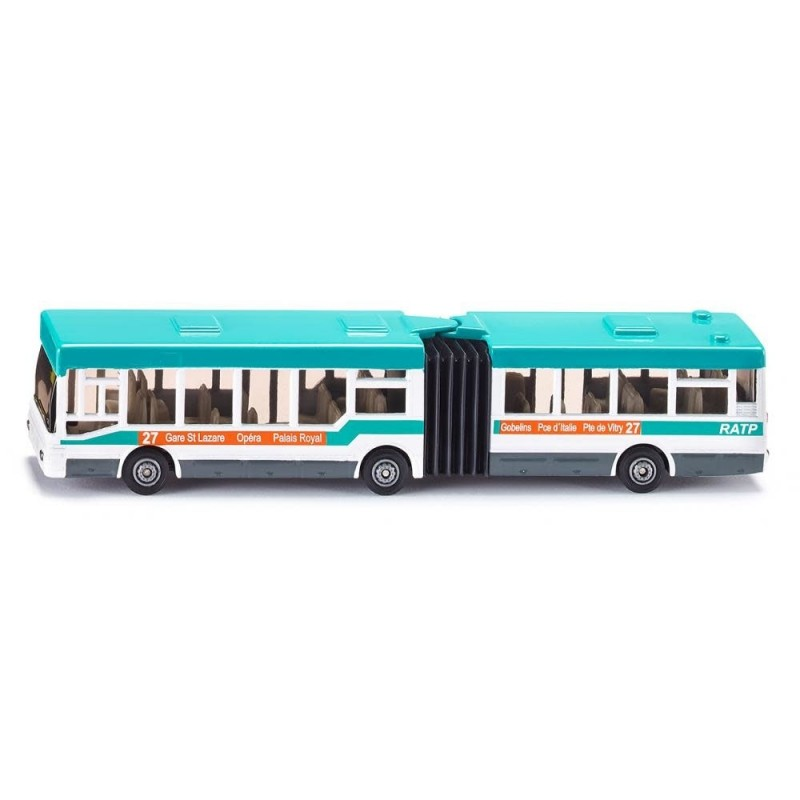 Articulated bus RATP