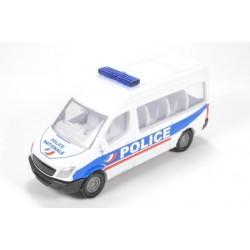 Polizeibus  POLICE