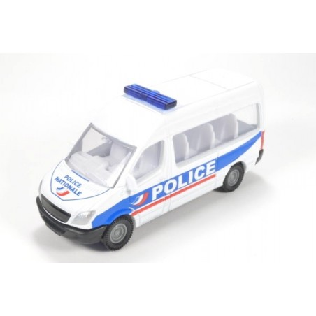 Politie bus POLICE