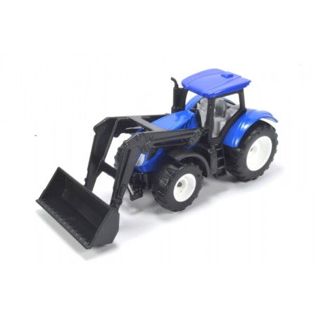 New Holland T8.390 with front loader