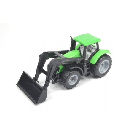 Deutz-Fahr tractor met voorlader