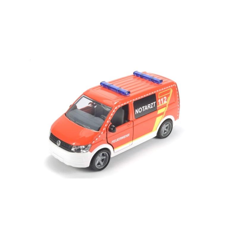 Volkswagen T6 Notarzt ambulance