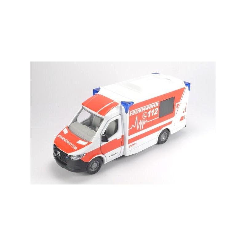 Miesen ambulance MB Sprinter II