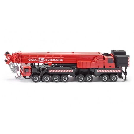 Liebherr LTM 1800 mobile crane Siku Mega Lifter