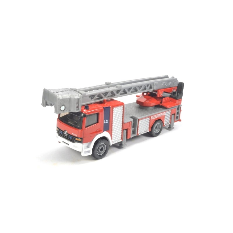 Mercedes fire engine with ladder