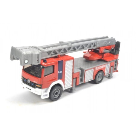 Mercedes Atego fire engine with ladder